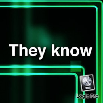They Know - Logic Pro 9 - X Template