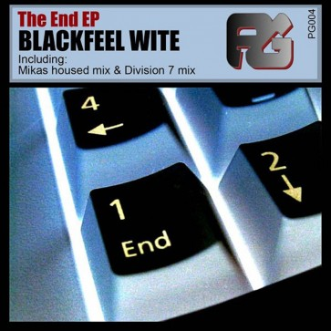 Blackfeel Wite - The End EP
