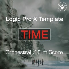 Time - Inception Score - Logic Pro X Template
