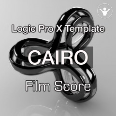 Cairo - Logic Pro X Template