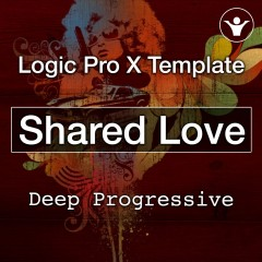 Shared Love Logic Pro X Template