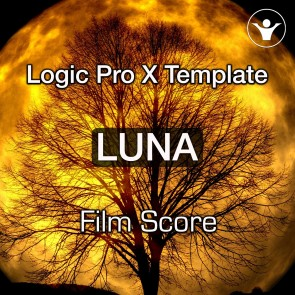 Luna - Logic Pro X Template