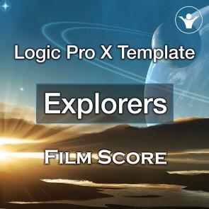 Explorers Logic Pro X Template