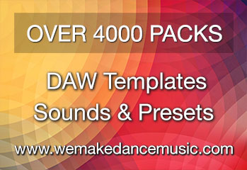 Over 2500 Daw Templates